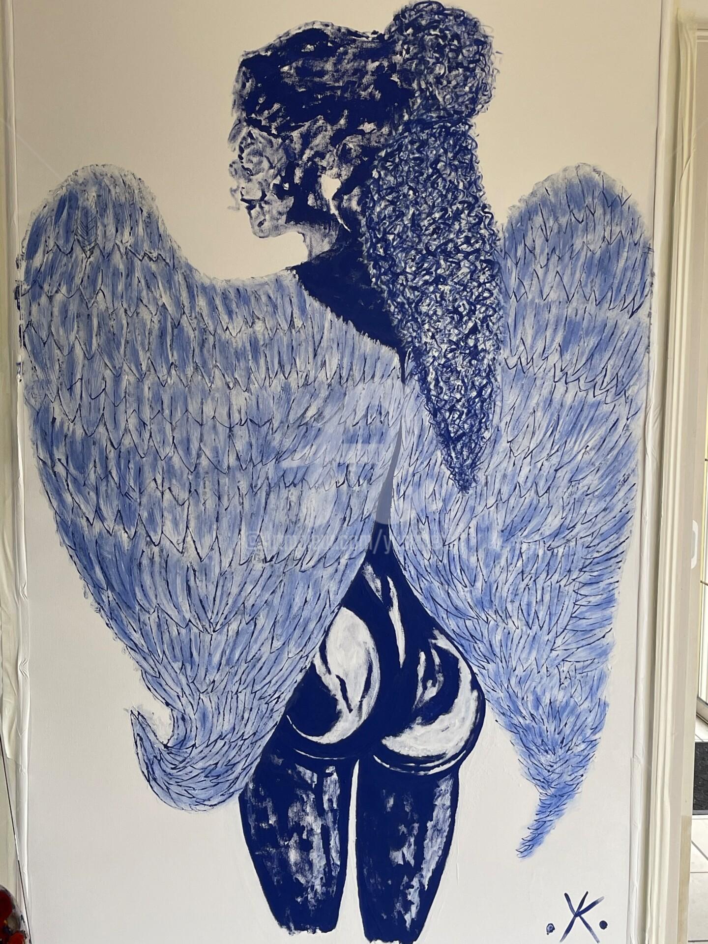 Yk - Blue angel